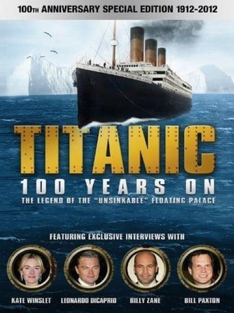 Poster of Titanic: 100 Years On