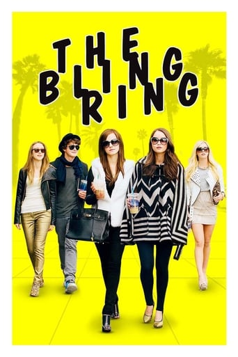 Poster of The Bling Ring