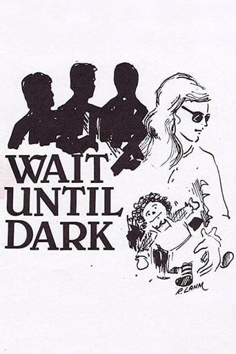 Poster of Wait Until Dark