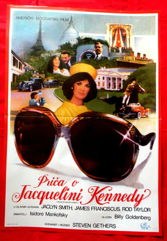 Poster of Jacqueline Bouvier Kennedy