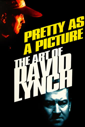 Poster of Pretty as a Picture: The Art of David Lynch