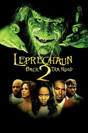 Poster of Leprechaun: Back 2 tha Hood