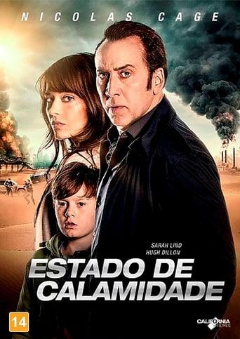 Estado de Calamidade - Poster