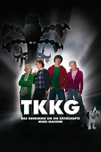 Poster of TKKG - The Secret of the Mysterious Mind Machine