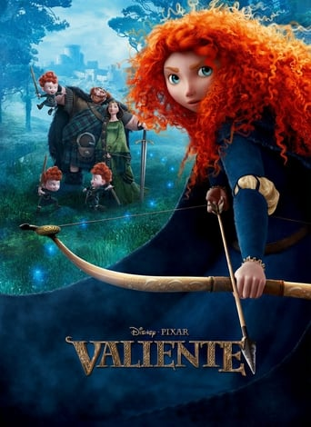 Poster of Brave (Indomable)