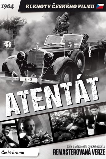 Poster of Atentát