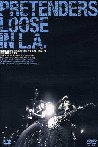 Poster of The Pretenders: Loose in L.A.