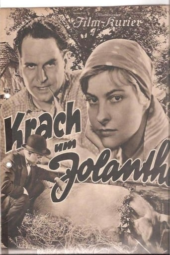 Poster of Krach um Jolanthe