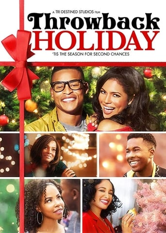 Poster of Throwback Holiday