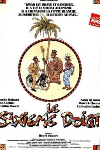 Poster of Le sixième doigt