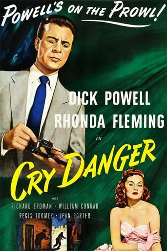 Poster of Cry Danger