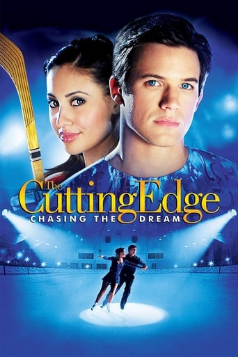 Poster of The Cutting Edge: Chasing the Dream