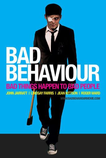 Poster of Bad Behavior
