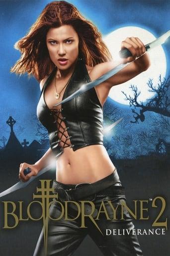 Poster of BloodRayne: Deliverance