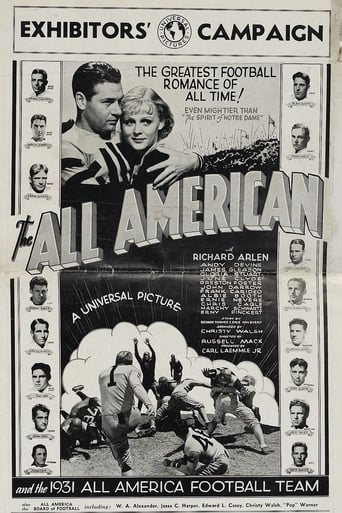 Poster of The All-American