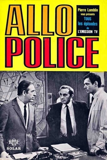 Poster of Allô Police