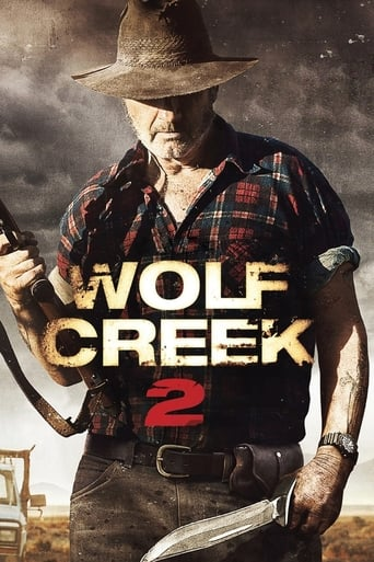 Poster of Wolf Creek 2