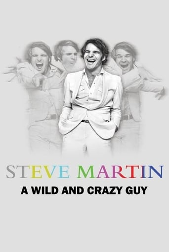 Poster of Steve Martin: A Wild and Crazy Guy