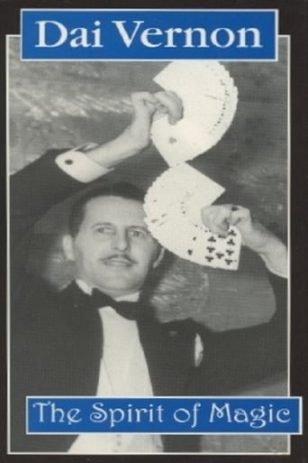 Poster of Dai Vernon: The Spirit of Magic
