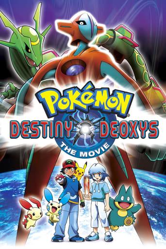 Poster of Pokémon: Destiny Deoxys