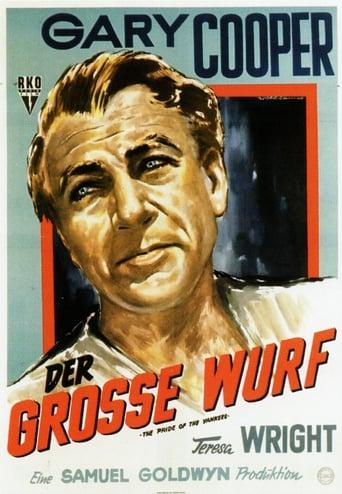 Filmplakat von Der grosse Wurf