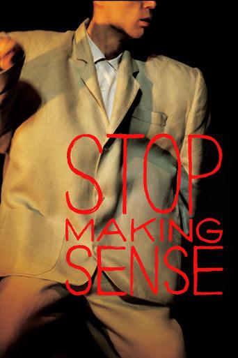 Poster of Stop Making Sense