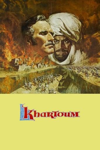 Poster of Khartoum