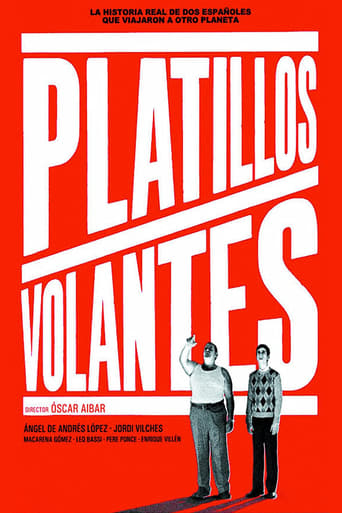 Poster of Platillos volantes