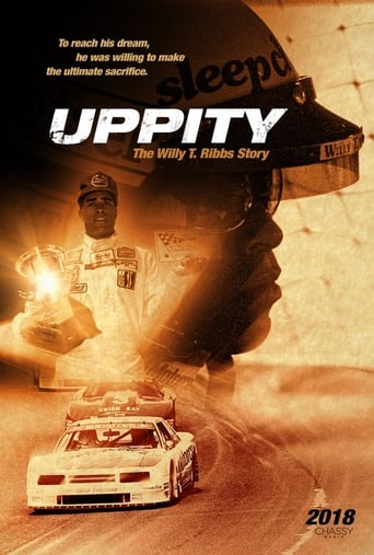 Image Uppity: The Willy T. Ribbs Story
