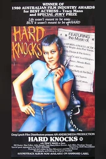 Poster of Hard Knocks