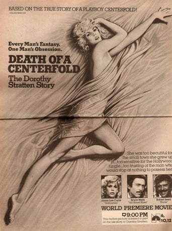 Poster of Death of a Centerfold: The Dorothy Stratten Story