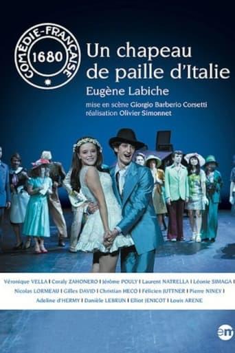 Poster of Un chapeau de paille d'Italie