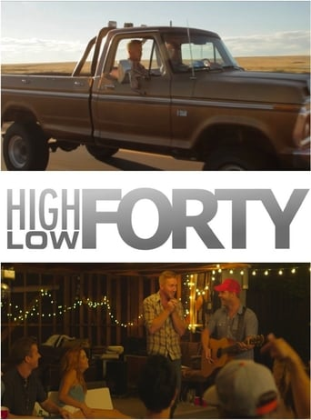Poster of High Low Forty