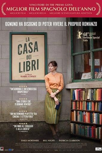 Poster of La casa dei libri
