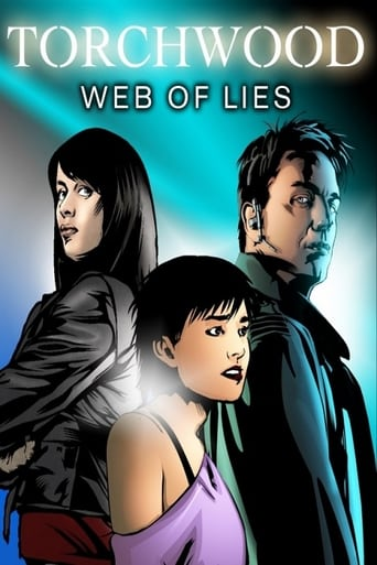 Poster of Torchwood: Web of Lies