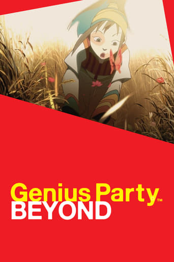 Poster of Genius Party Beyond