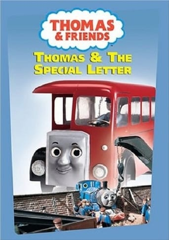 Poster of Thomas & The Special Letter