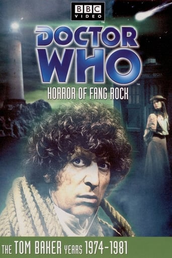 Poster of Doctor Who: Horror of Fang Rock