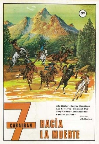 Poster of 7 cabalgan hacia la muerte