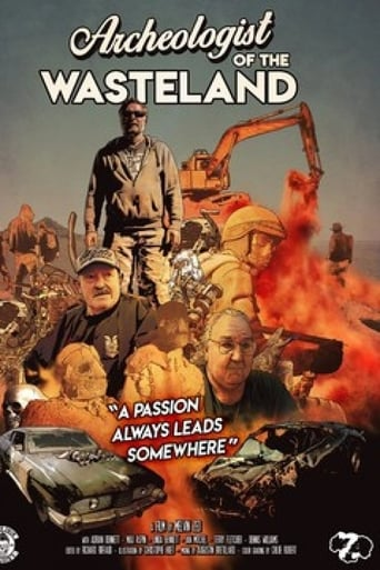 Archeologist of the Wasteland