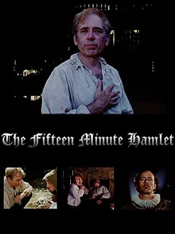 Poster of The Fifteen Minute Hamlet