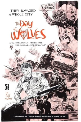 Poster of Day of the Wolves