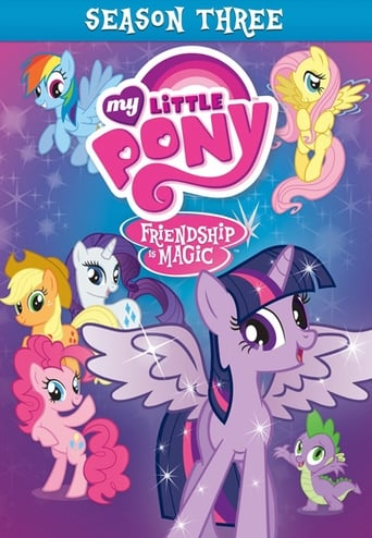 Mano mažasis ponis / My Little Pony: Friendship Is Magic (2012) 3 Sezonas