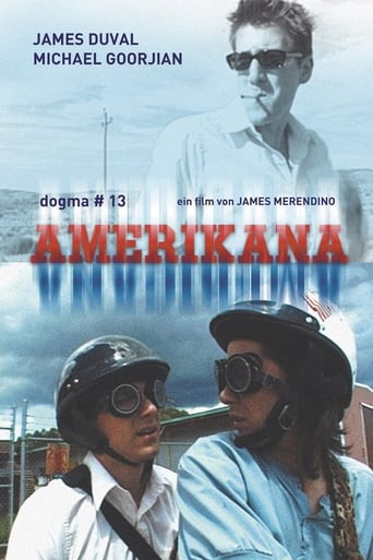 Poster of Amerikana