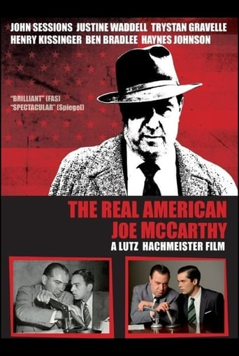Poster of The Real American: Joe McCarthy