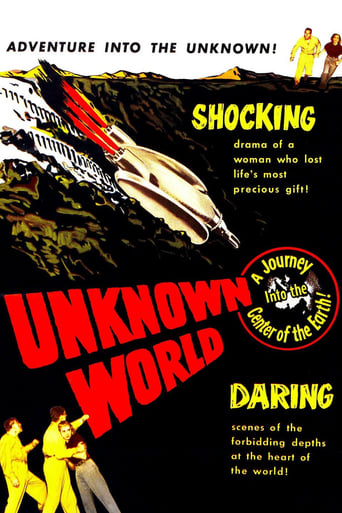 Poster of Unknown World