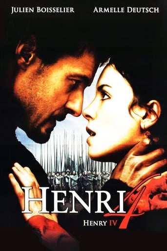 Poster of Henri 4