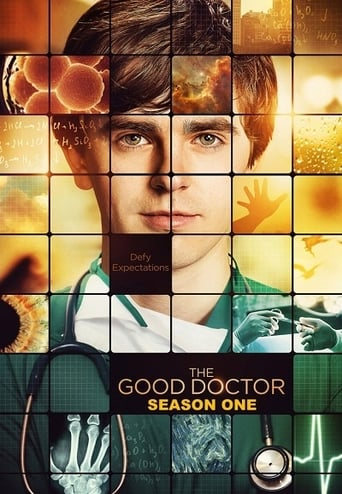 Geras daktaras / The Good Doctor (2017) 1 Sezonas LT SUB