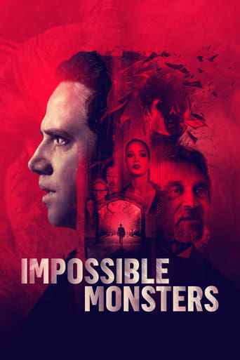 Poster of Impossible Monsters