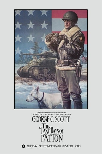 Poster of The Last Days of Patton